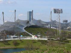 Olympiastadion München, Frei Otto