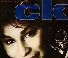 """Released on November 22, 1988, """"CK"""" is the seventh (the first  without  Arif Mardin) studio album by Chaka Khan.  TODAY in LA COLLECTION on RVJ >> http://go.rvj.pm/5j2"""