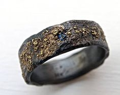 mens wedding ring celtic, gem engagement ring gold silver, viking wedding band, rustic mens ring, unique promise ring for men silver ring