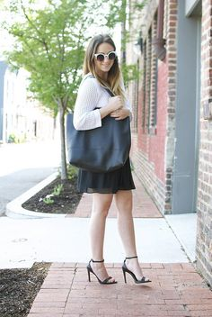 The Perfect Leather Tote