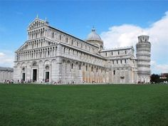 Italy - Pisa Cathedral & Tower