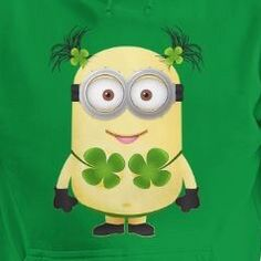 Irish minion