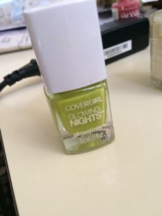 Covergirl- #gloallnite. Fill between neck and shoulder. $1.50