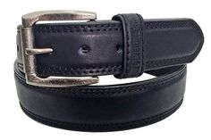 Wolverine Men's Double Topstitched Leather Belt Roller Buckle Best Leather Belt, Leather Belts, Look Good Feel Good, Wolverine, Men, Accessories, Black, Diving, Coloring Books