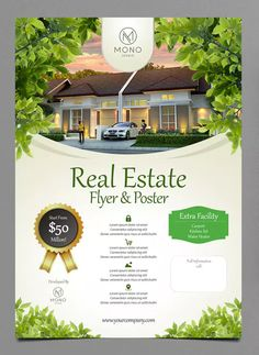 Real Estate Advertising, Real Estate Ads, Real Estate Logo Design, Real Estate Flyers, Real Estate Marketing, Real Estate Banner, Brosure Design, Flyer Design, Graphic Design