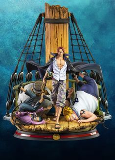 Tsume One Piece Action Figures and Statues are collectibles from the anime series One Piece made by Tsume. Trafalgar Law, Nico Robin, One Piece Nami, Sweet Style, Edward Newgate, Red Hair With Highlights, Statues, Moda Pop, Best Alcohol