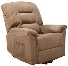 Shop a great selection of Upholstery Power Lift Recliner Brown Sugar. Find new offer and Similar products for Upholstery Power Lift Recliner Brown Sugar. Wall Hugger Recliners, Lift Recliners, Swivel Rocker Recliner Chair, Rocking Chair, Home Living Room, Living Room Furniture, Furniture Chairs, Cozy Chair, Chair Cushions