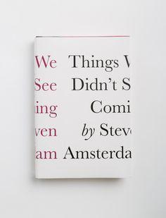 cover / Peter Mendelsund