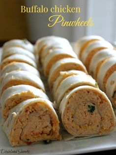 The perfect easy appetizer any gathering! So yummy!!