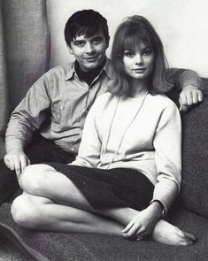 David Bailey & Jean Shrimpton