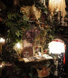Tokyo Vintage: Introducing Grimoire, Shibuya – Part One Witch Cottage, Witch House, Witch Aesthetic, Dream Rooms, My New Room, My Dream Home, Yule, Room Inspiration, Decoration