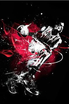 Created for in-store retail installations promoting the release of the AJ200, 2011 NBA All Star Week and Nike Inc. This expressionist Chris Paul piece was part of a series, featuring various other Jordan Brand athlete illustrations and typography works by [...]