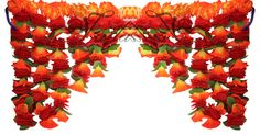 Beautiful door decoration tapestry  http://www.thugil.com/india-toran-tapestry-650.html