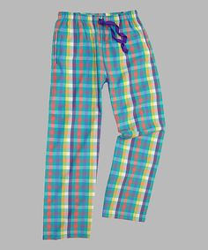 5aa963a299 Look at this Boxercraft Paradise Plaid Pants - Women  amp  Plus on  zulily  today