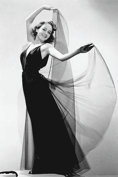 Olivia de Havilland fotografiada por George Hurrell, 1940
