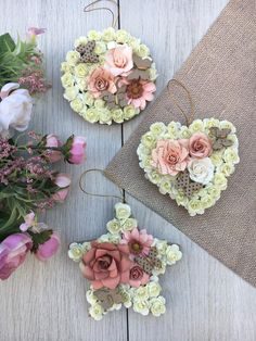 Wall Crosses, Ring Bearer Boxes & More by SassyBlessingsCo Floral Nursery, Nursery Decor, Bedroom Decor, Chic Nursery, Wall Decor, Rustic Nursery, Nursery Ideas, Easter Gifts For Kids, Birthday Gifts For Girls