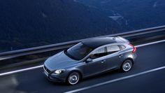 Yeni Volvo V40 Hayranlık Uyandırıcı Tasarım