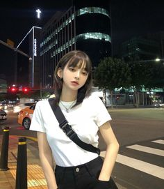 True Girl like Fashition Ulzzang Korean Girl, Cute Korean Girl, Asian Girl, Cute Girls, Cool Girl, Korean Summer Outfits, Uzzlang Girl, Foto Instagram, Beautiful Girl Image