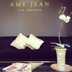 Amy Jean Eye Couture Brisbane #interiors #browstudio #browsalon #browlovers #browstylists #fleur #versace #brisbanebrows #eyestylists 46 James st, Fortitude Valley . Above Sass and Bide #amyjeaneliteteam @moniquedeveney For all appointments please phone 0415339133