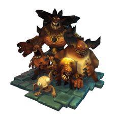 Demon Crew Bundle by BitGem.