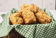 Easy Cheddar Bay Biscuits Recipe (Red Lobster Copycat) baked as mini loaves! So easy to make, you can have them for dinner tonight!