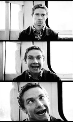 Martin Freeman at his best