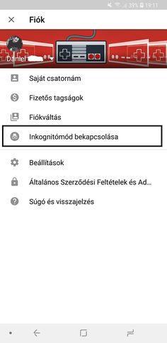 Tech: Megérkezett az új YouTube-funkció: kapcsolja be, és senki nem tudja meg, milyen videókat nézegetett - HVG.hu