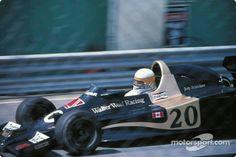 Jody Scheckter, Wolf WR3 Ford, Monaco, 1978.