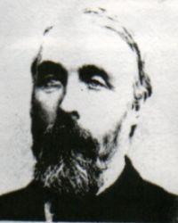 Le révérend  Edwin Alden