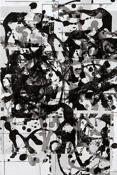 Christopher Wool - Untitled, 2000. Art Experience:NYC http://www.artexperiencenyc.com/social_login