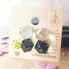 I'm selling [Black&White Sparkling Earring] for RM15.00. Get it on Shopee now!http://shopee.com.my/latteeys/1698712 #ShopeeMY