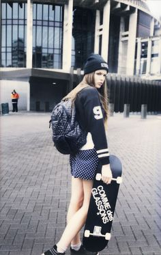#Skater #girl #fashion