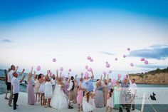 Nichola and Andrew's Magical Cameo Island Wedding in Zante by The Bridal Consultant