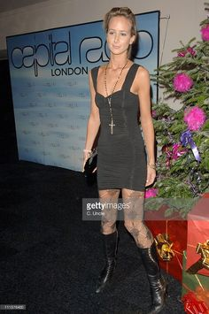 Lady Victoria Hervey during Capital Rocks! Party - Arrivals in London, Great Britain.