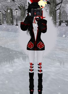 Captured Inside IMVU - Join the Fun! una foto?
