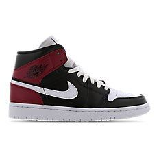 Jordan 1 Mid - Dames Schoenen (BQ6472-016) @ Foot Locker ...