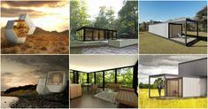 Mendes da Rocha, FUKSAS & PJAR Architects Design Pre-Fab Homes for Revolution Precrafted