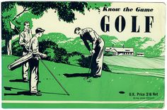:: Know the game Golf, 1968 ::