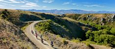 The Otago Central Rail Trail is New Zealand's original 'Great Ride' cycle trail. Central Otago, River Trail, Holiday Park, Business Travel, New Zealand, Road Trip, Scenery, Explore, Landscape