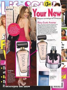 Life & Style feature - http://47beauty.com/life-style-feature/ valtimus.avonrepresentative.com  Life & Style featured their favorite flirty fragrances and included So Very Sofia by Sofia Vergara! Avon Insider