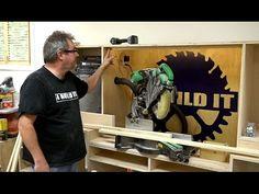 DIY - Miter Saw Bench Part 3