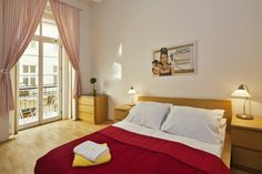 £18.25 pp/night - Large 4 bedroom Holiday Apartment in #Wenceslas #Square #Vacation #Apartment #Rentals, #Prague: http://www.holidayporch.com/rental-1096