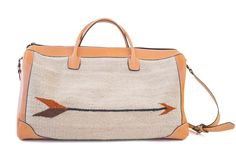 Straight as an Arrow Duffel Bag | Moorea Seal HAVE TO HAVE!!!!