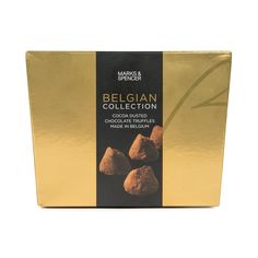 M&S Belgian Chocolate Collection 260g