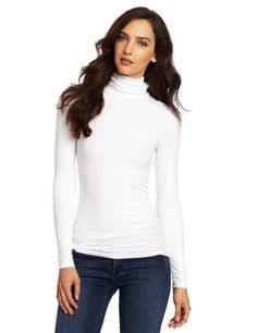 Three Dots Women's Long Sleeve Turtleneck Tee,  White, La... https://www.amazon.com/dp/B0047SF38U/ref=cm_sw_r_pi_dp_x_1X1zybQVB6NTM