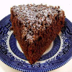 One Perfect Bite: Coffee and Cocoa Crumb Cake