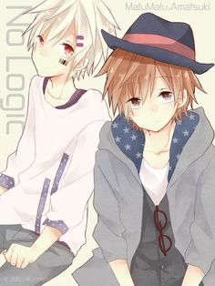 Mafumafu and Amatsuki. LOVE THEIR VOICES~