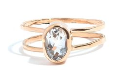 10 Non-Diamond Engagement Rings to Obsess Over via @PureWow