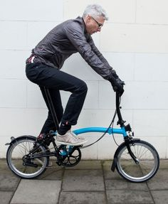 The Brompton S2L. #brompton #bike Which is the best? #bicis