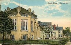 Old Harvey Public Library